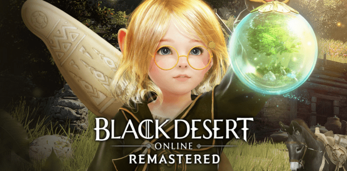 Black Desert Online – Quick look at Shai class and first