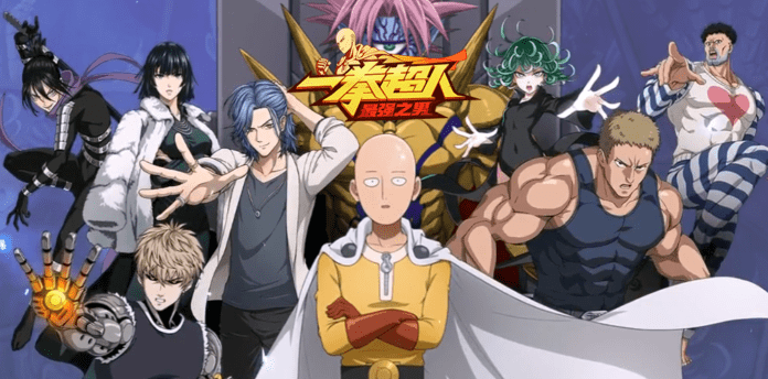 One-Punch Man: The Strongest Man – Brief walkthrough of new China