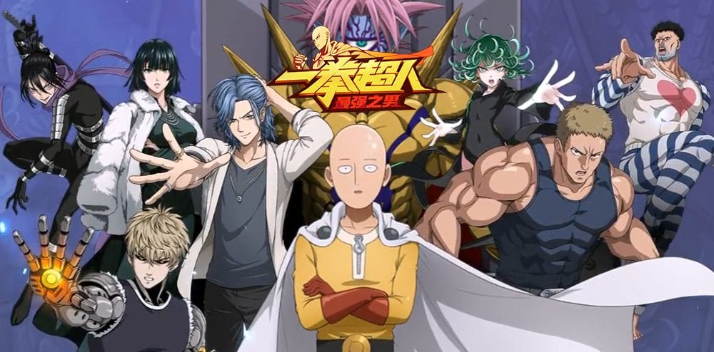 One Punch Man The Strongest Man Brief Walkthrough Of New China Exclusive Mobile Game Mmo Culture