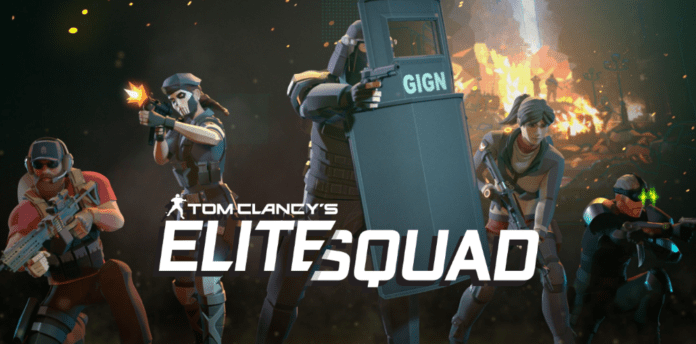 Tom Clancy's Elite Squad – Recruit characters from Tom