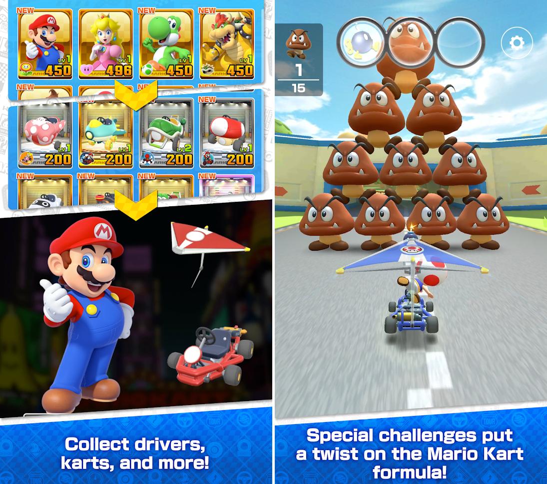 Mario Kart Tour Pre Registration Begins For Mobile Racing Game