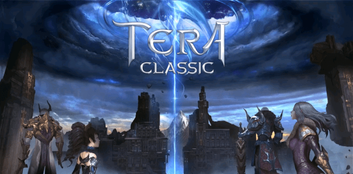 TERA Classic – Quick look at new Unreal Engine 4 mobile
