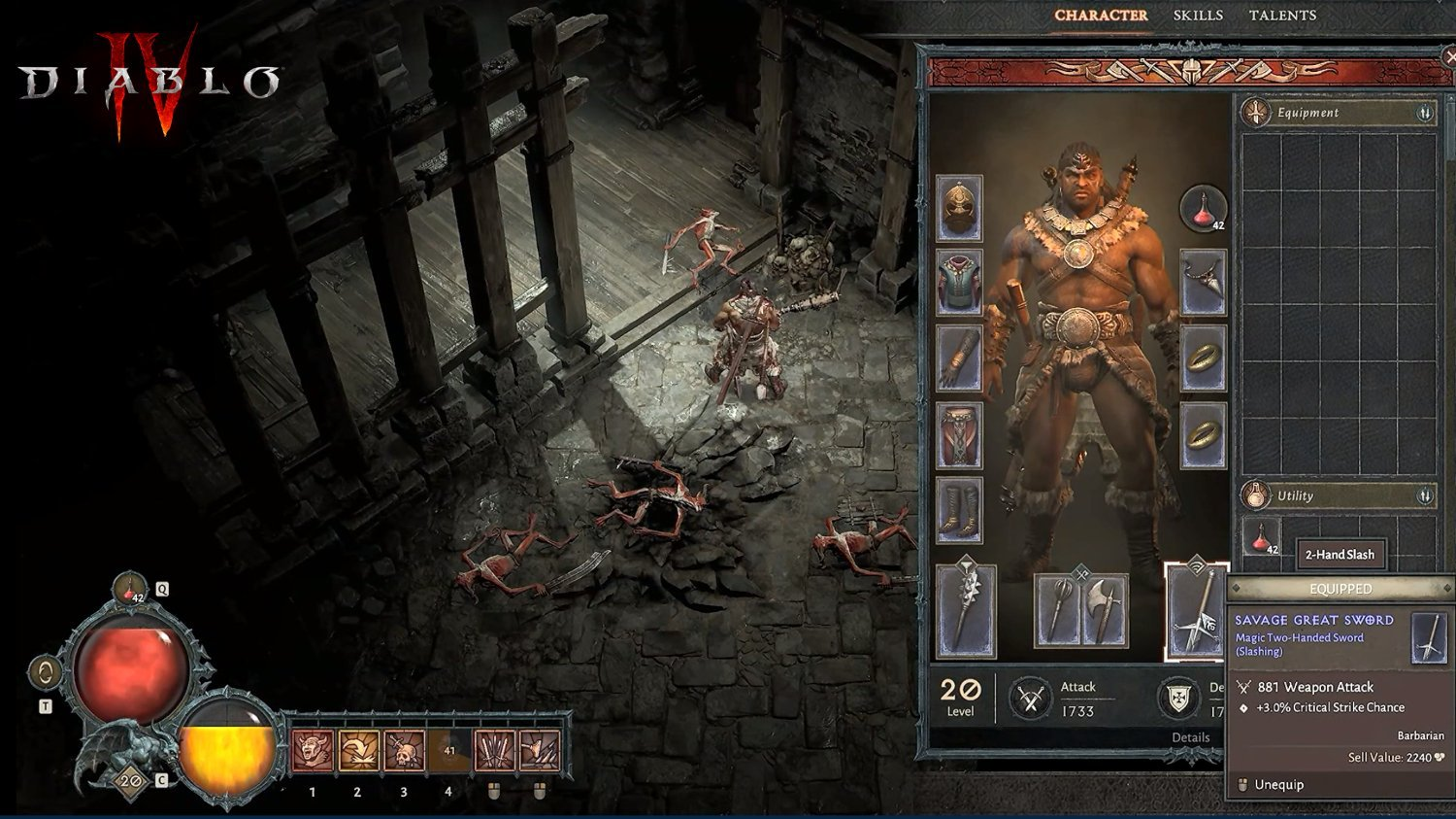 Image result for Diablo IV