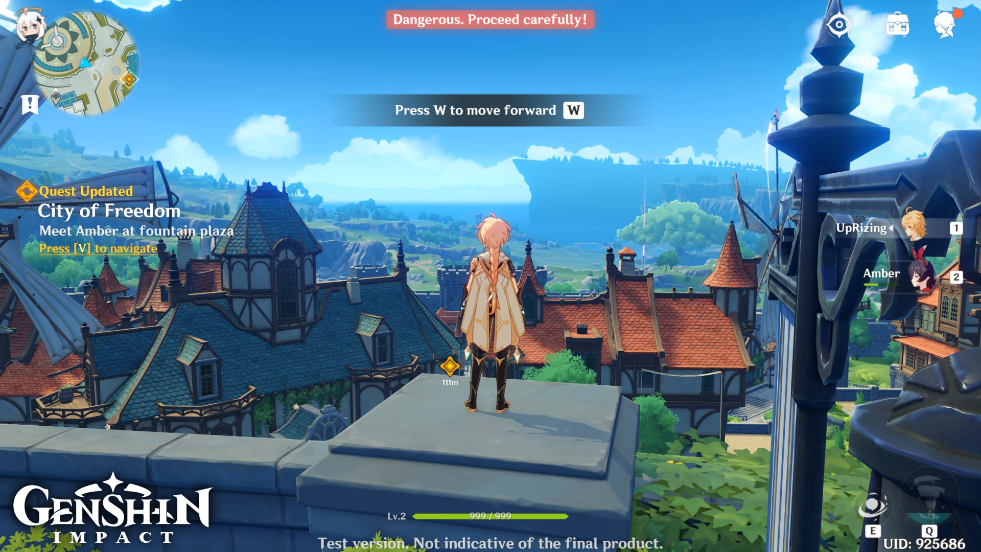 Genshin Impact - Preview tour of first 90 minutes of new fantasy MMORPG -  MMO Culture