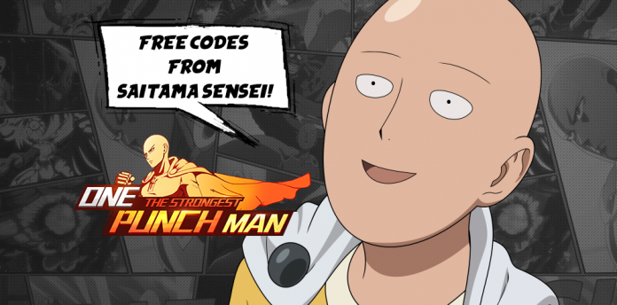 One Punch Man The Strongest Saitama Sensei Has Arrived With Gift Codes Mmo Culture