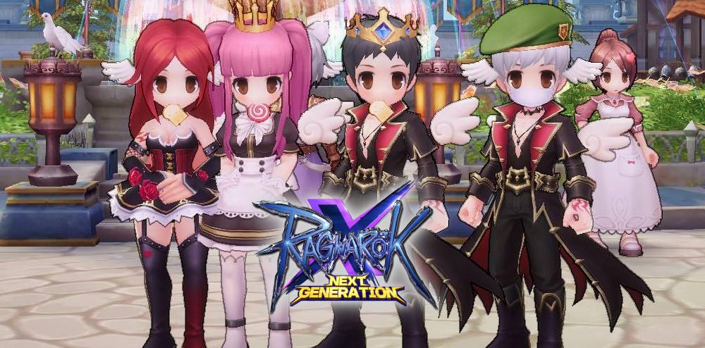 Ragnarok X: Next Generation - Southeast Asia publisher announced ...