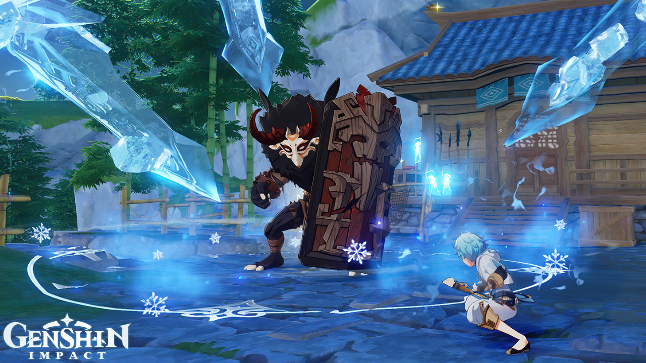 Genshin Impact Massive Open World Action Rpg Launches Worldwide On 4 Platforms Mmo Culture