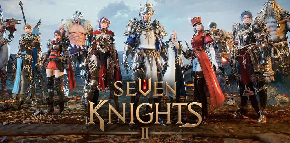 Seven Knights II - First impression of new mobile MMORPG from Netmarble -  MMO Culture