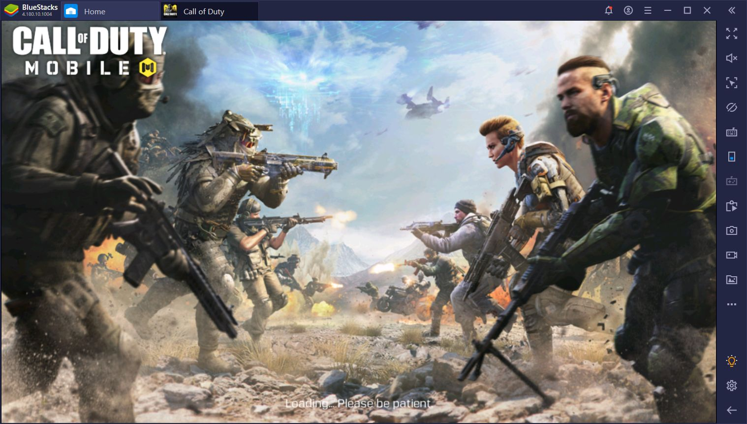 Cod Mobile Bluestacks