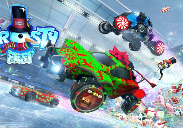 Event Rocket League Frosty Fest