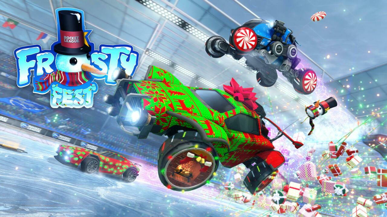 Event Rocket League Frosty Fest