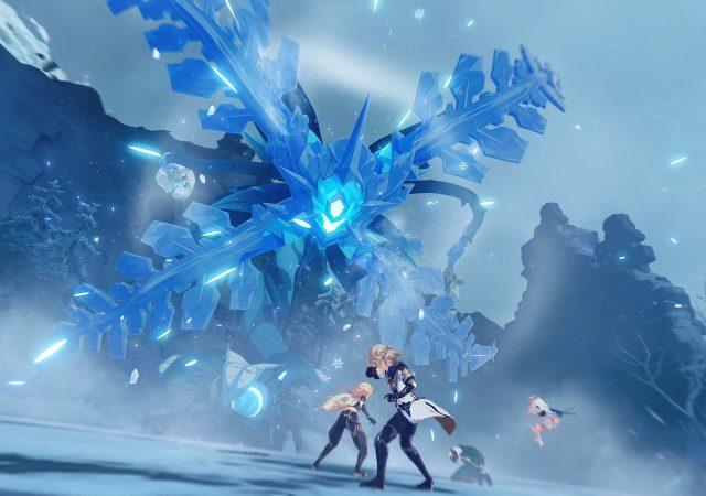 Genshin Impact Dragonspine