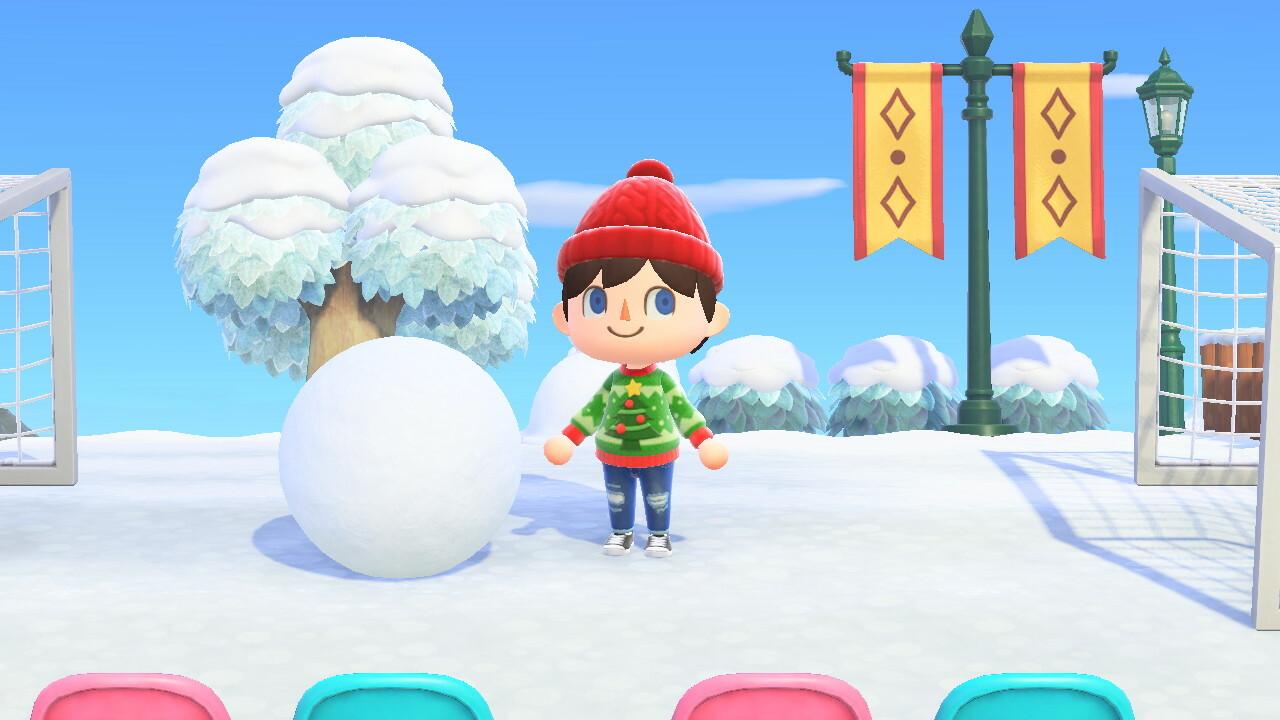 Snowboy Animal Crossing