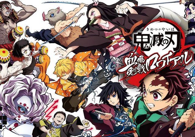 game mobile kimetsu no yaiba