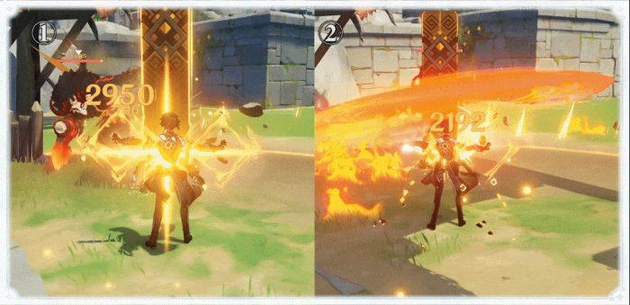 Update 1.3 Genshin Impact