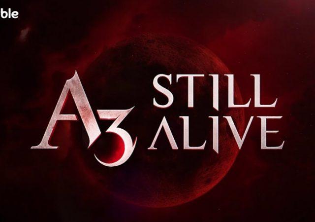 A3 Still Alve Battle Royale