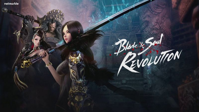 blade & soul revolution 1