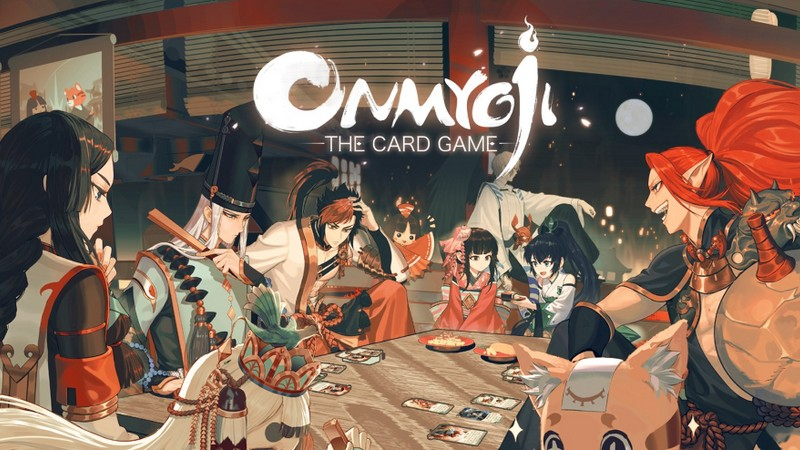 onmyoji the card game