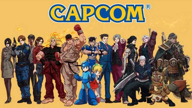 panduan video capcom 1