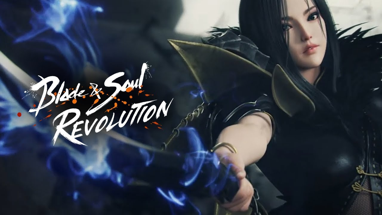 Blade and Soul Revolution Mobile
