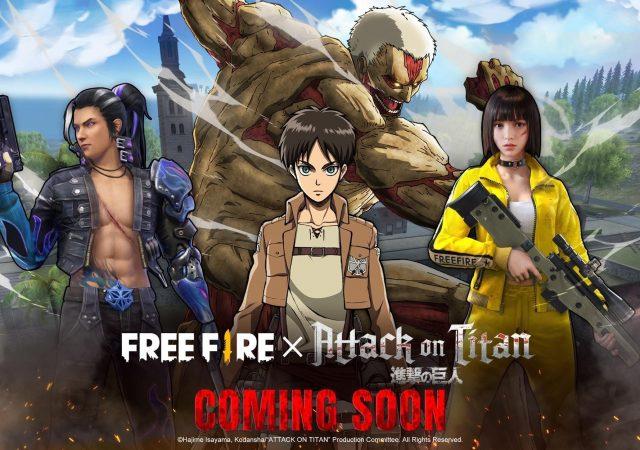 FF Attack on Titan