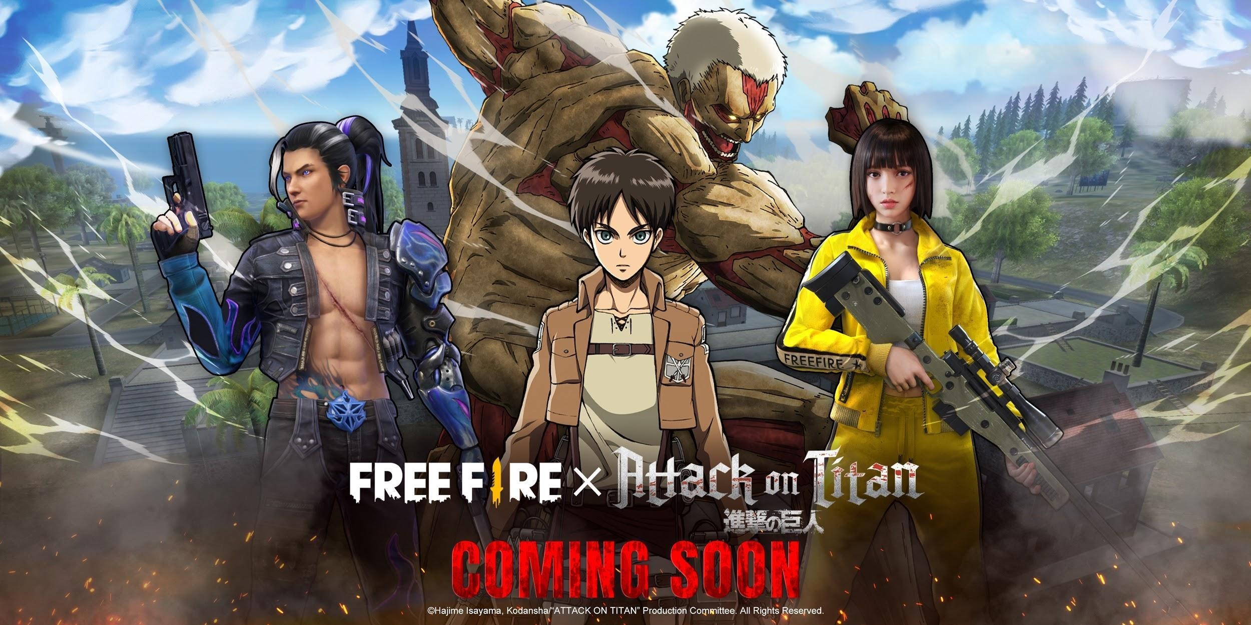 FF Attack on Titan