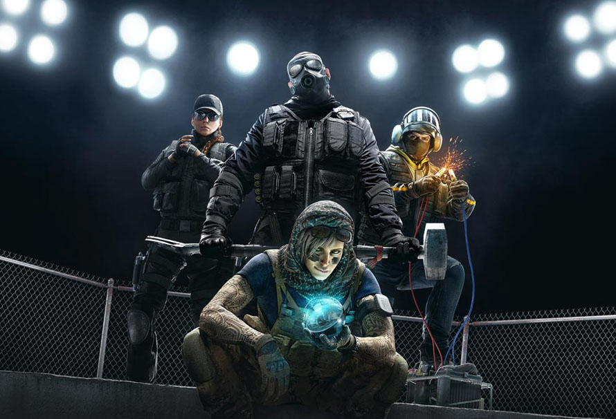 Rainbow Six Siege 2020