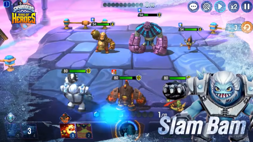 Skylanders PvE Update