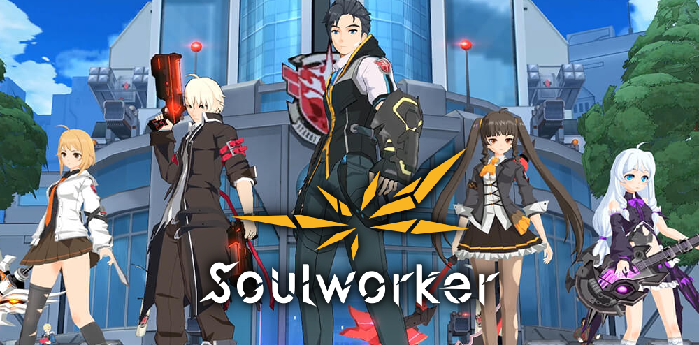 SoulWorker Versi Global