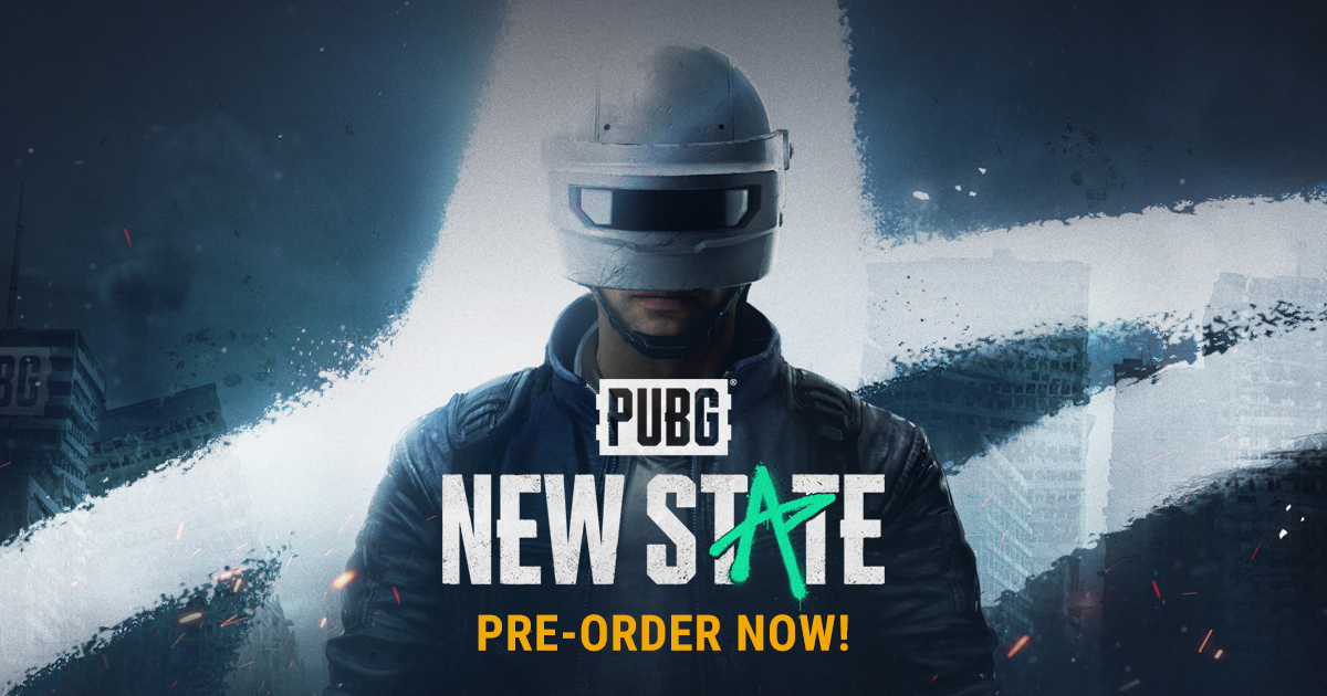 PUBG New State IOS