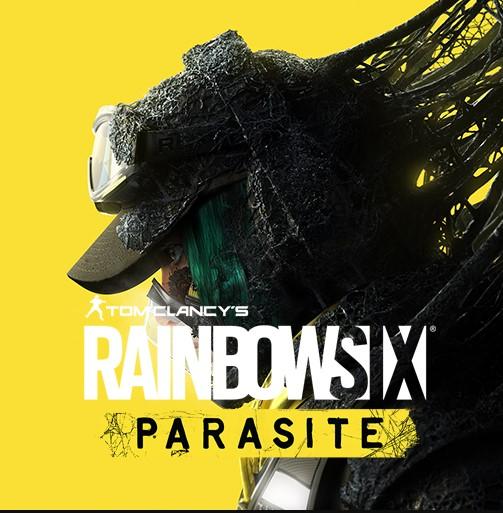 Ubisoft Rainbow Six Parasite