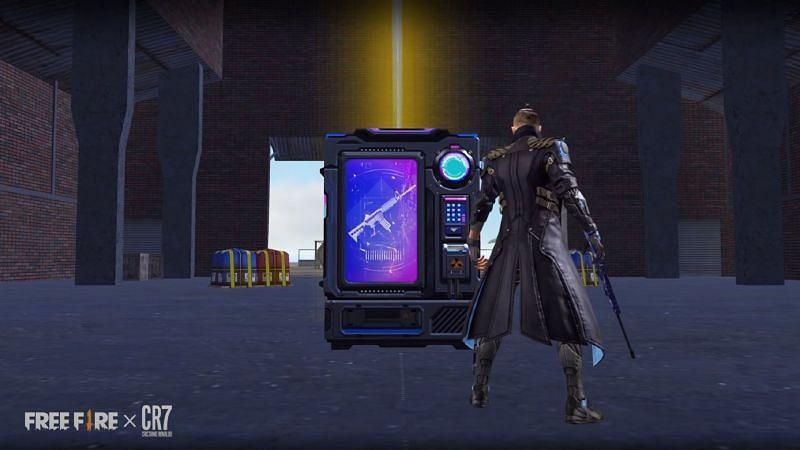 Vending Machine FF