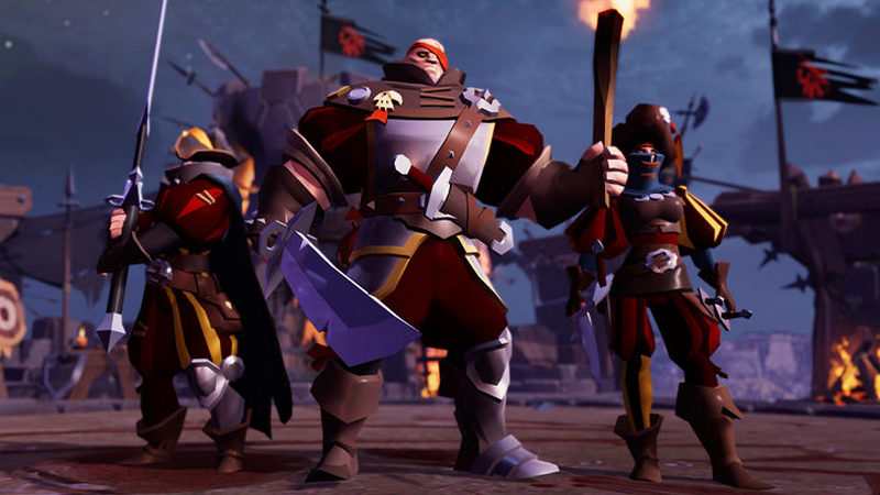 call to arms albion online 1
