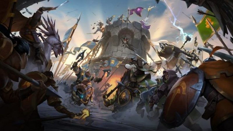 call to arms albion online