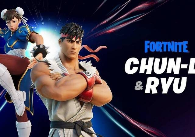 fortnite x street fighter