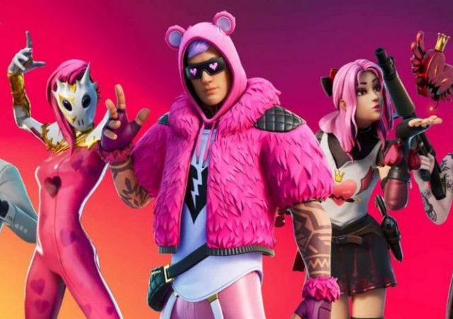 hari valentine fortnite