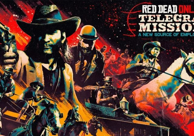 misi red dead online