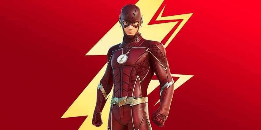 the flash fortnite