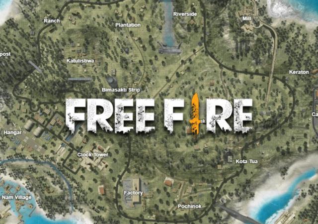 Bermuda Free Fire
