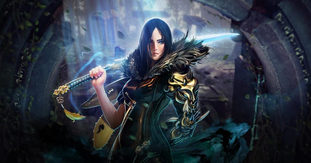 5 gim MMORPG seni bela diri