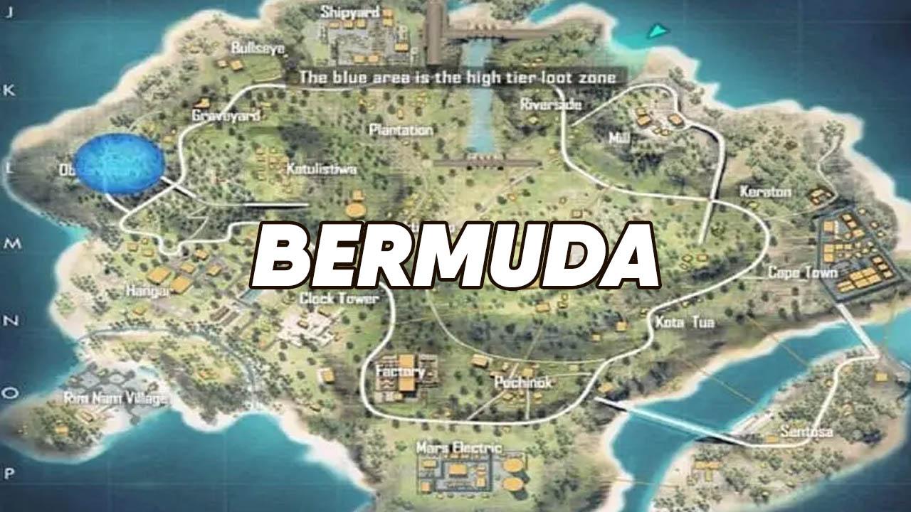 Pemula Free Fire Bermuda