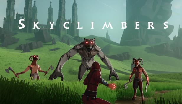 Skyclimbers Kickstarter