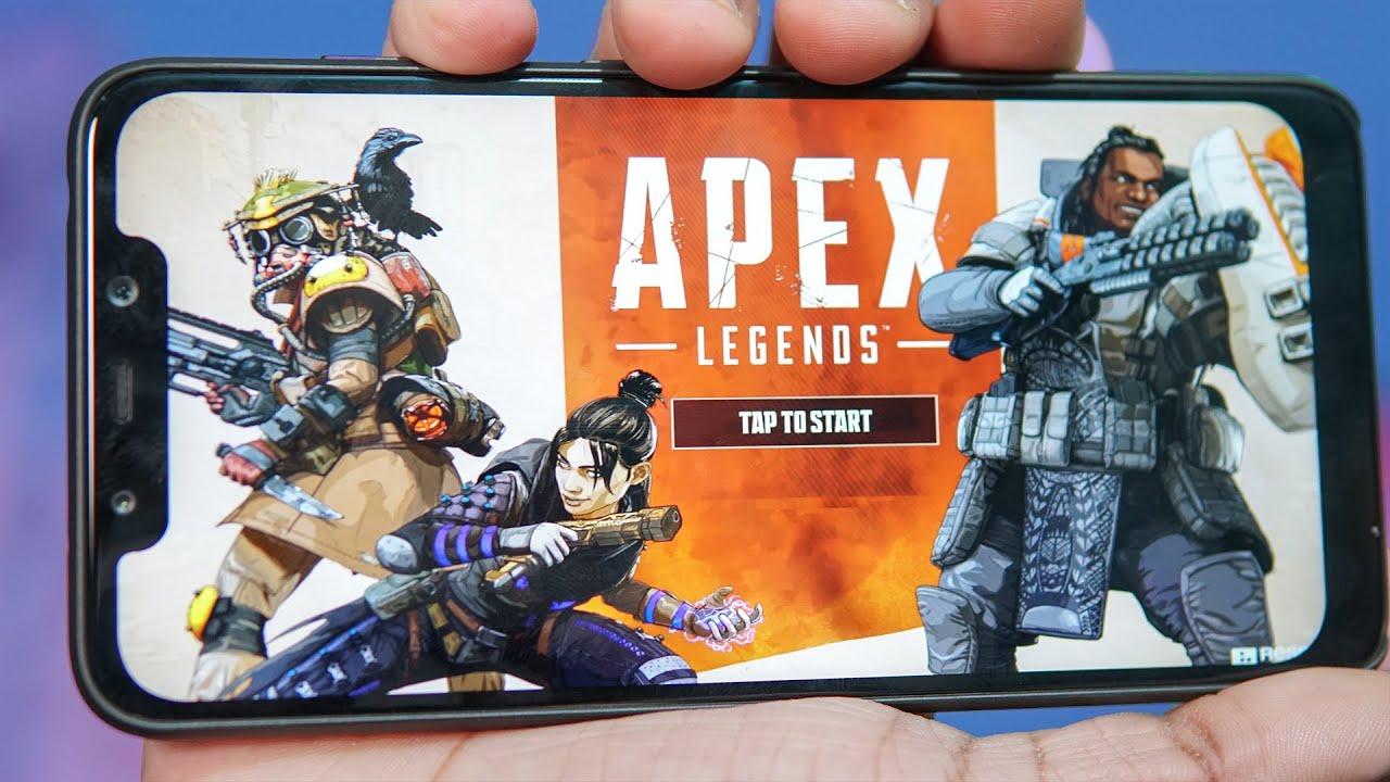 Spesifikasi Apex Legends Mobile