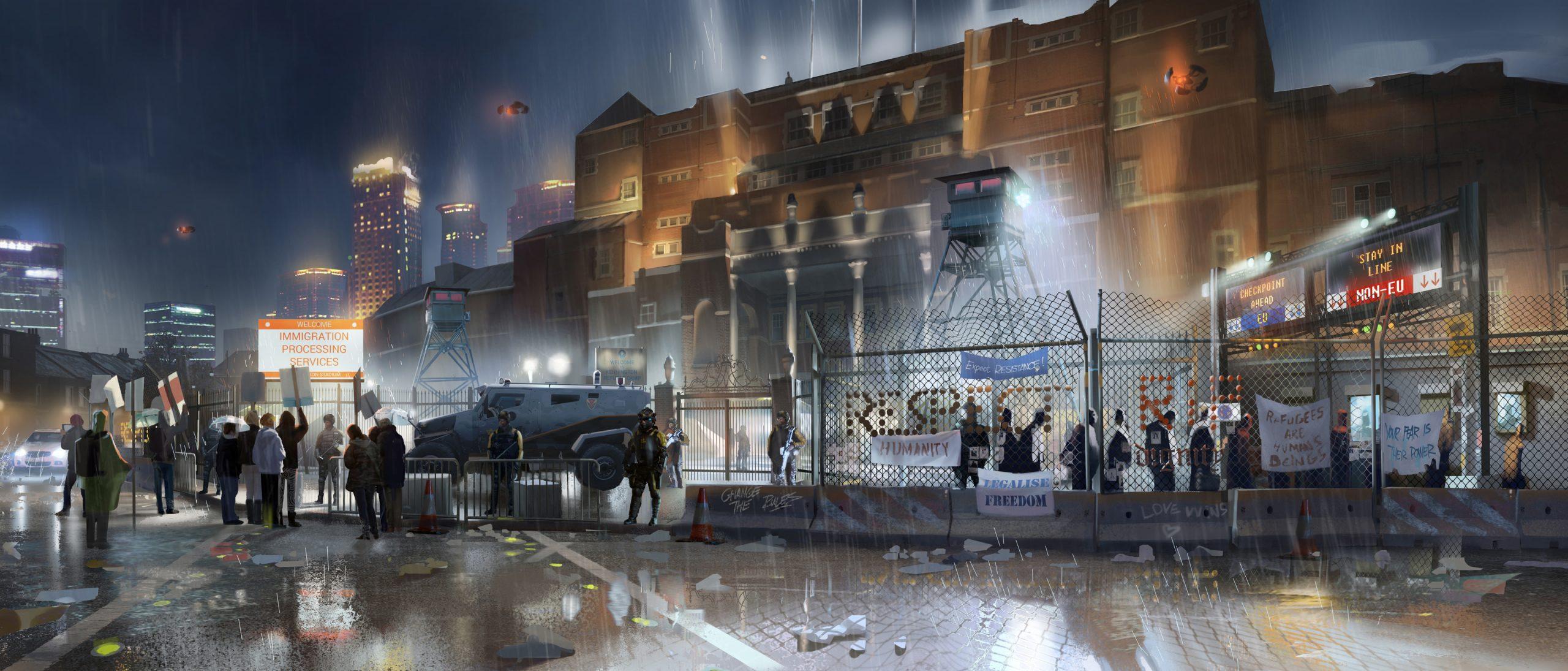 Watch Dogs: Legion multiplayer