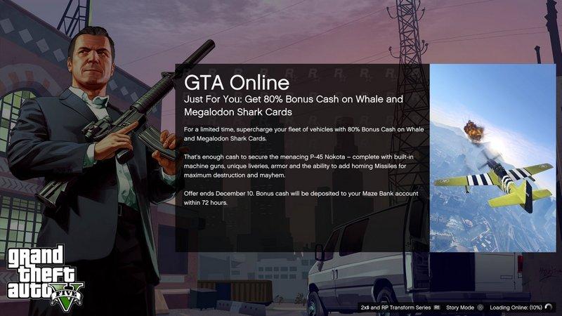 loading gta online 1