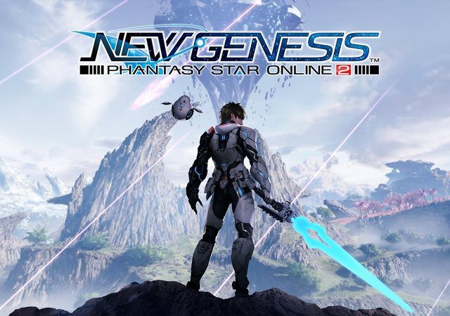 closed beta phantasy star online 2 new genesis