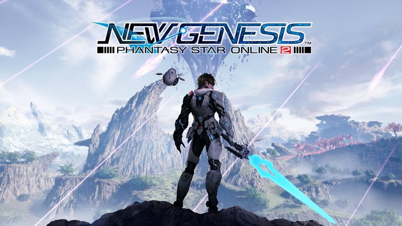 closed beta phantasy star online 2 new genesis