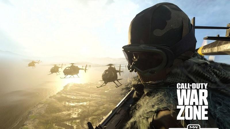 killstreak call of duty warzone