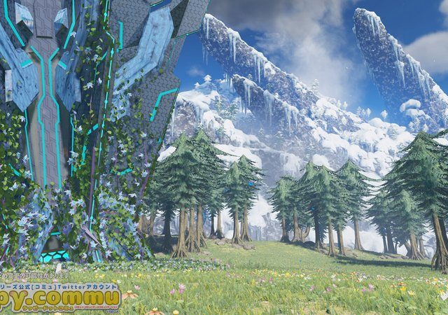 screenshot phantasy star online 2 new genesis
