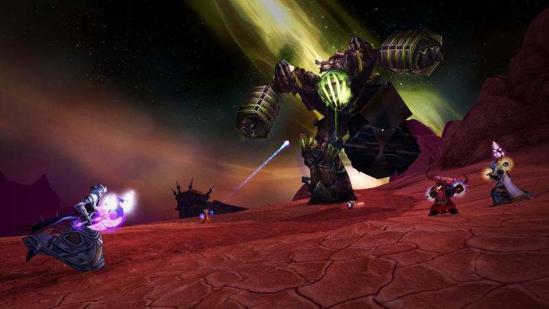 world of warcraft burning crusade 1